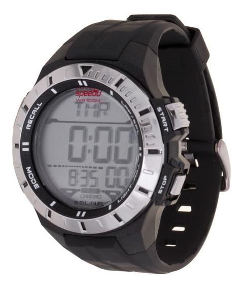 Relógio Digital Masculino Speedo 65041g0etnp1 10atm Original