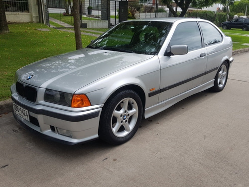Bmw Serie 3 2.5 323 Compact Ti Sportive At 1998