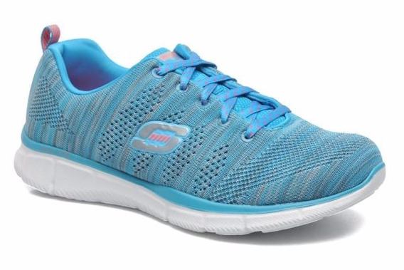 Tênis Skechers Equalizer First Rate Corrida Fitnes Caminhada