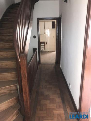 Casa Assobradada - Higienópolis  - Sp - 582554