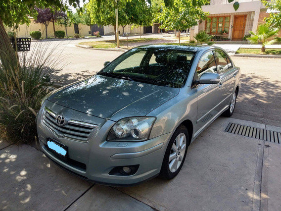 Toyota Avensis 2.0 Aut. 2008 - Impecable!!!