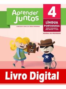 Aprender Juntos Língua Portuguesa - 6 Ed 2017 - Ano 4