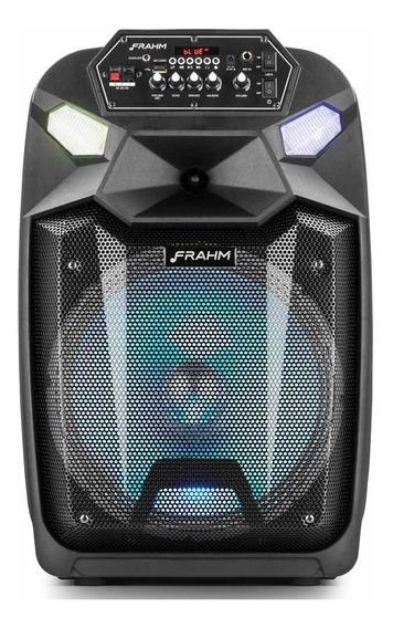 Caixa De Som Amplificada Bluetooth Frahm Cm 650bt 350w Rms