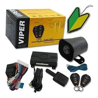 2013 Viper 1-forma Coche Sistema De Alarma De Seguridad Con