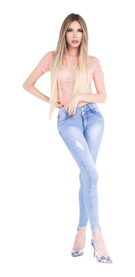 Pantalones Tobilleros Mujer Mercadolibre Com Mx