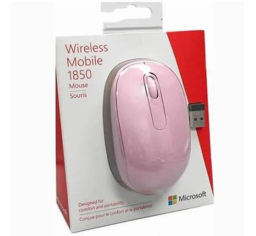 Mouse Inalámbrico Microsoft Mobile 1850