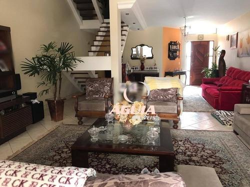 Imagem 1 de 21 de Sobrado Com 2 Dormitórios À Venda, 290 M² Por R$ 835.000 - Jardim Utinga - Santo André/sp - So1485