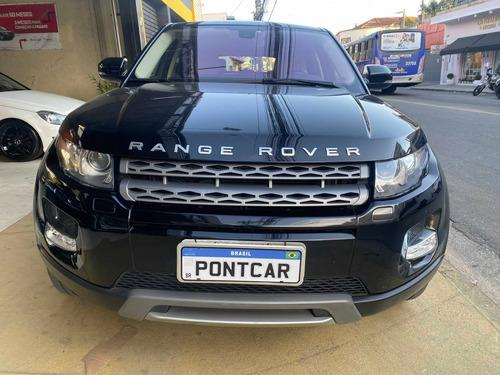 Imagem 1 de 9 de Land Rover Range Rover Evoque 2.0 Pure Tech 4wd 16v
