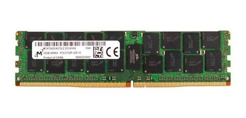 Imagem 1 de 3 de Memoria 32gb Ddr4 Pc4 2133p Registrada Servidor Dell Ibm