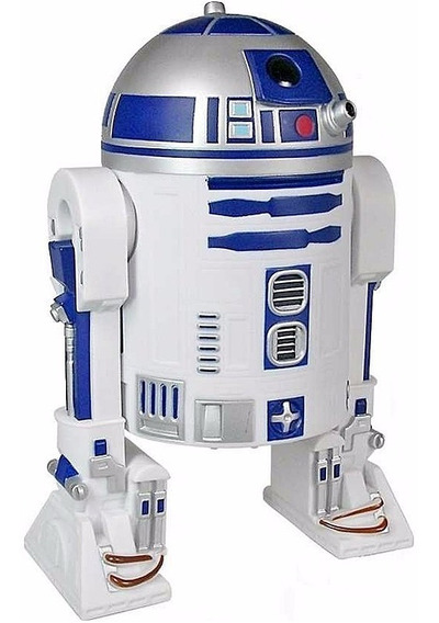 Boneco E Cofre Para Moedas - R2-d2 - Star Wars #70251