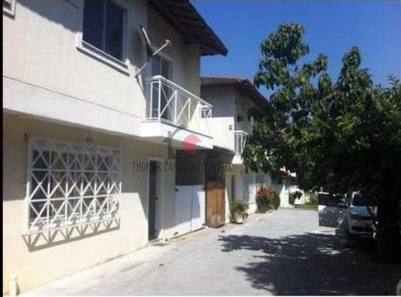 Casa Em Condomínio-à Venda-tanque-rio De Janeiro - Tccn20041