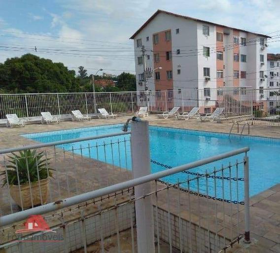 Apartamento Residencial Parque Silvestre - Cg/rj - Ap0172