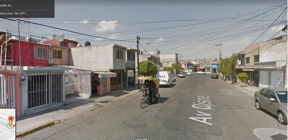 Ecxelente Casa En Remate Bancario Fracc. Rinconada De Aragon Ecatepec