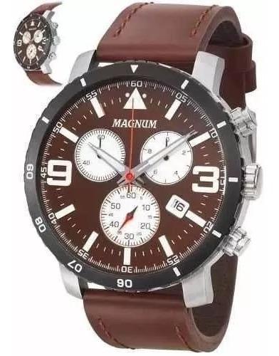 Relógio Magnum Masculino Ma34932o Lindissimo