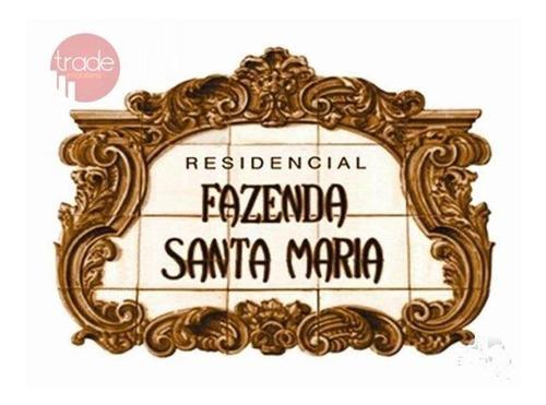 Terreno À Venda, 1500 M² Por R$ 1.000.000,00 - Fazenda Santa Maria - Cravinhos/sp - Te1398