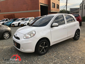 Nissan March 1.6 Mt 2014