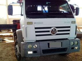 Caminhão Vw 24220 -6x2 C/munck Madal Pk 38502e Ano 2006