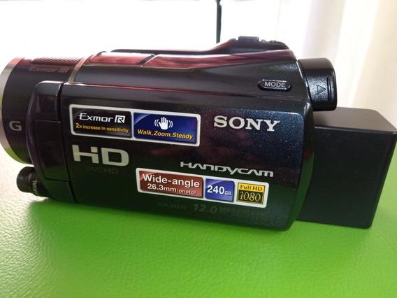 Filmadora Sony Hdr-xr550v