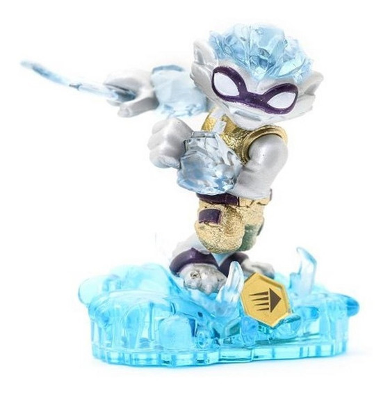 Skylanders Swap Force Nitro Freeze Blade