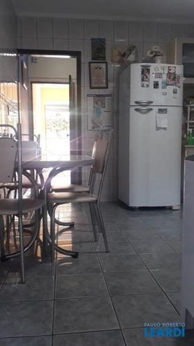 Casa Assobradada - Tatuapé - Sp - 636067
