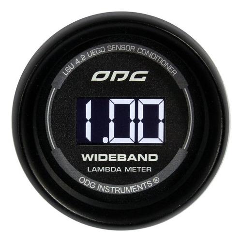 Leitor Sonda Wideband Odg Lsu 4.2 Dakar 52mm
