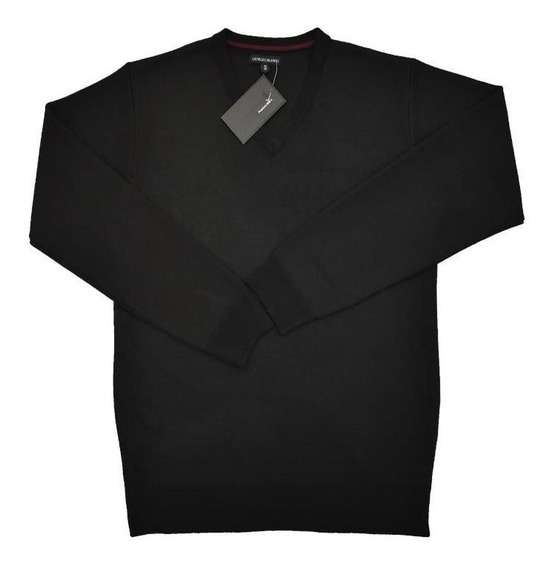 Suéter Masculina Básico 26663