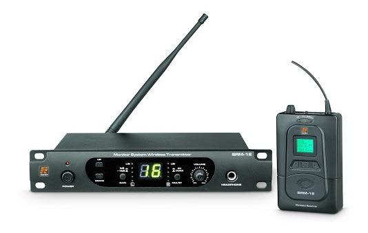Sistema De Monitoracao Sem Fio Srm-1e/srm-1r