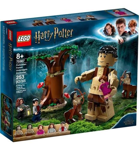 Imagen 1 de 3 de Lego Bosque Prohibido: El Engaño De Umbridge
