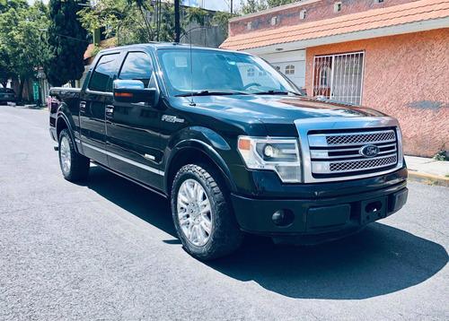 Imagen 1 de 15 de Ford Lobo Ecoboos V6 Lujo Q/c