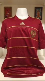 Camisa Futebol Rússia adidas 2009