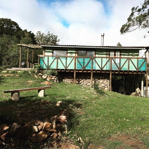 Imagen 1 de 12 de Casa De Barro En Alquiler Temporario En Villa Serrana Wifi