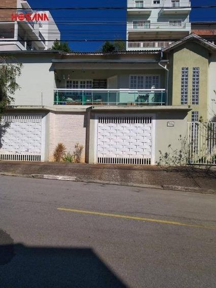 Sobrado Com 3 Dormitórios À Venda, 218 M² Por R$ 790.000,00 - Região Central - Caieiras/sp - So0969