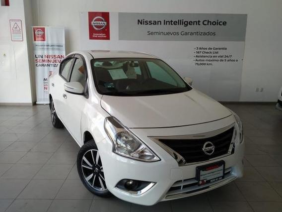 Nissan Versa 4p Exclusive L4/1.6 Aut