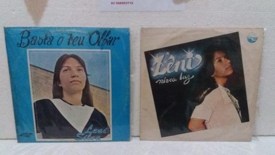 Leni Silva - Coleção De 5 Discos De Vinil