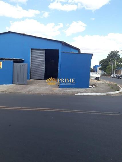 Barracão Para Aluguel Em Jardim Boa Vista - Ba004503