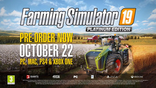 Farming Simulator 19 Pc Español Platinum Expansion