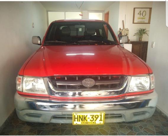 Toyota Hilux 4x4 Año 2003. Gas Gasolina, Buen Estado
