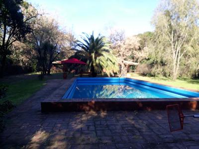 Casa Quinta En Venta, Parque Leloir, Ituzaingo