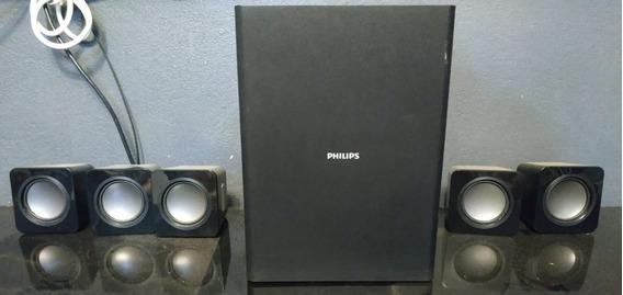 6 Caixas De Som De Home Phillips