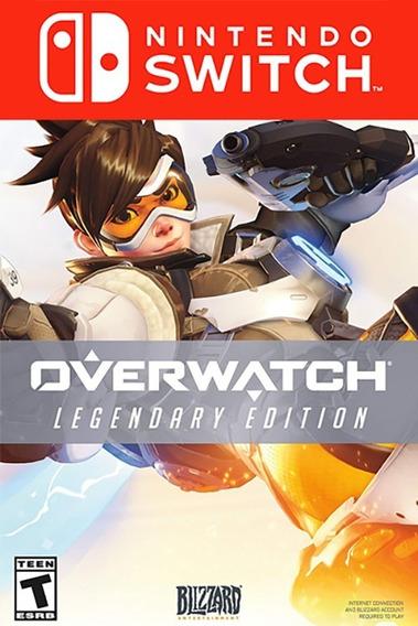 Overwatch Legendary Edition Nintendo Switch - Digital