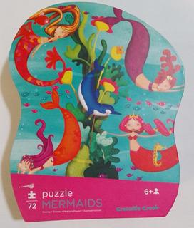 Sirenas Puzzle 72 Piezas Rompecabezas Didactikids