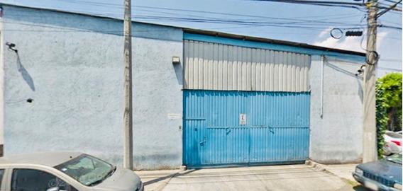 Bodega En Renta Zona Industrial Naucalpan