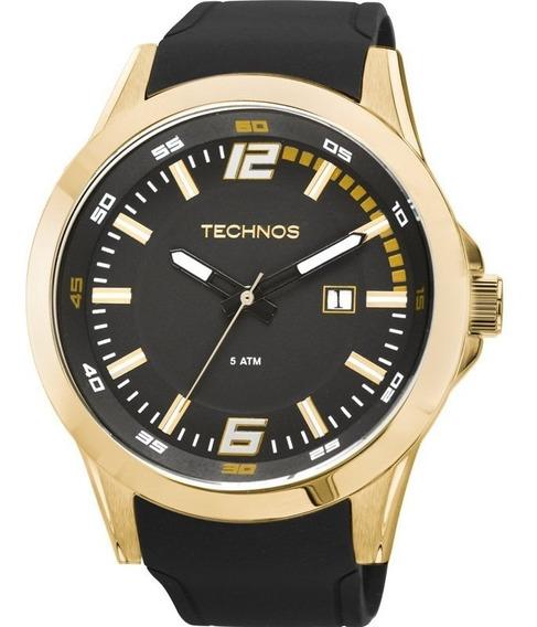 Relógio Technos Masculino Analógico 2115kpu/8p Original Nf-e