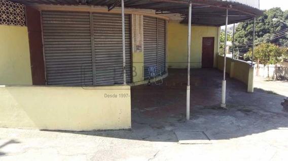 Oswaldo Cruz - Vendo Excelente Loja De Esquina Com 54m2 Construídos Mais Varandão - Ablj00003