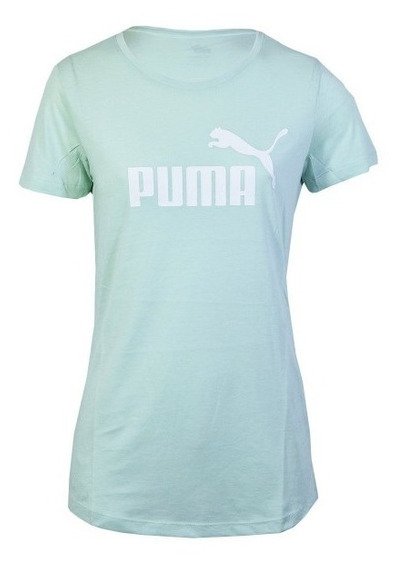 Remera De Mujer Puma Essentials Heather