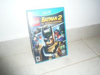 Oferta, Se Vende Lego Batman 2 Dc Super Heores Wiiu
