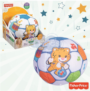 Pelota Bota Bota Suave Fisher Price