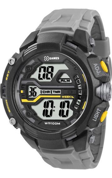 Relógio X-games Masculino Xmppd341 Bxgx C/ Garantia E Nf