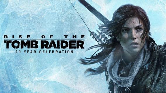 Rise Of The Tomb Raider:aniversario Digital Online Xbox One