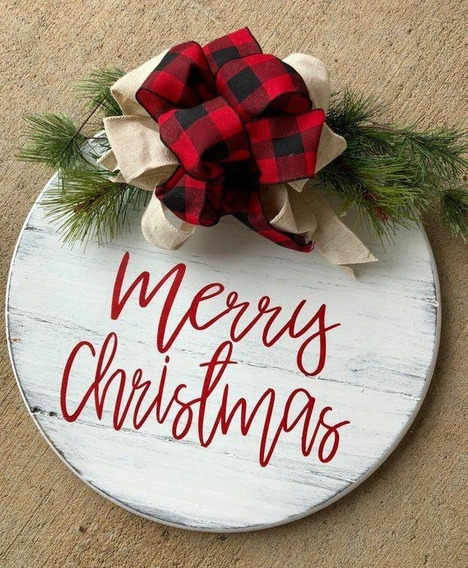 Letrero Navidad Hermosa